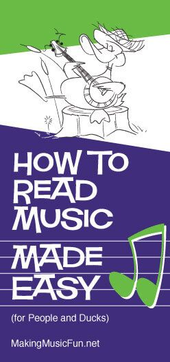 How to Read Music Made Easy   Beginner's Guide