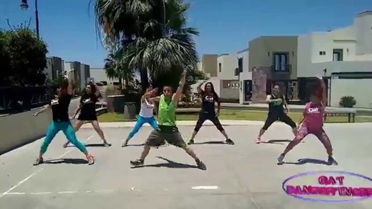 La Mordidita Ricky Martin - Coreografia Qat DanceFitness