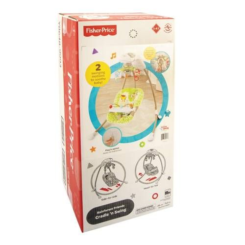 Cuna Mecedora Fisher Price Baby Gear mod.Y8648 - $ 2,190.00 en Walmart.com.mx
