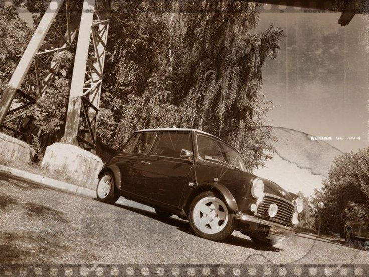 Mini Cooper by MP Classic
