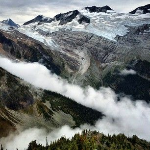 Glacier Crest Trail | 18 Breathtaking British Columbia Hikes That You Should Do This Summer