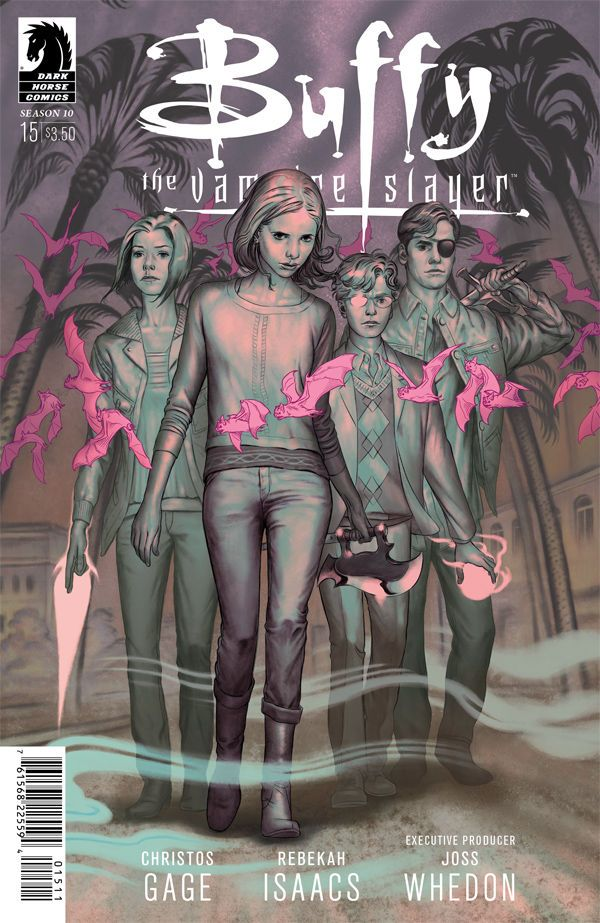 Buffy Season 10 #15