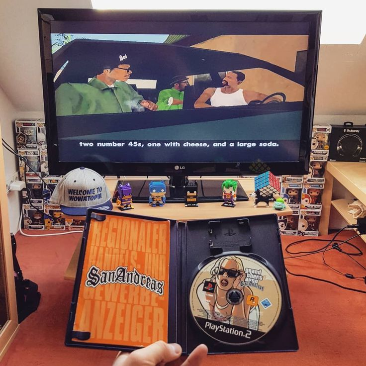 Hello Gangsters who remembers this funny mission and what is your favourite GTA mission of all time?  #gta #ps2 #ps4 #ps3 #gta3 #gta4 #gta5 #gtasa #gtasanandreas #cj #Gangster #rockstargames #rockstar #playstation2 #sony #game #gamer #games #collection #collector #nerd #nerdy #popvinyl #funkopop #batman #teambatman