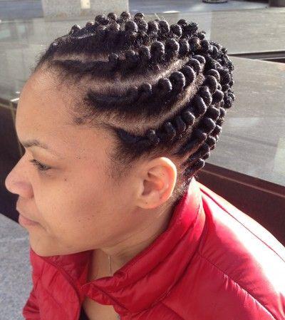 real women curls