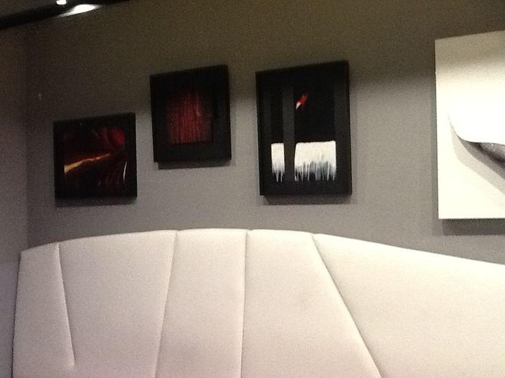 Esposizione di Mauro Manco al Sottobordo di Porto Mirabello - La Spezia