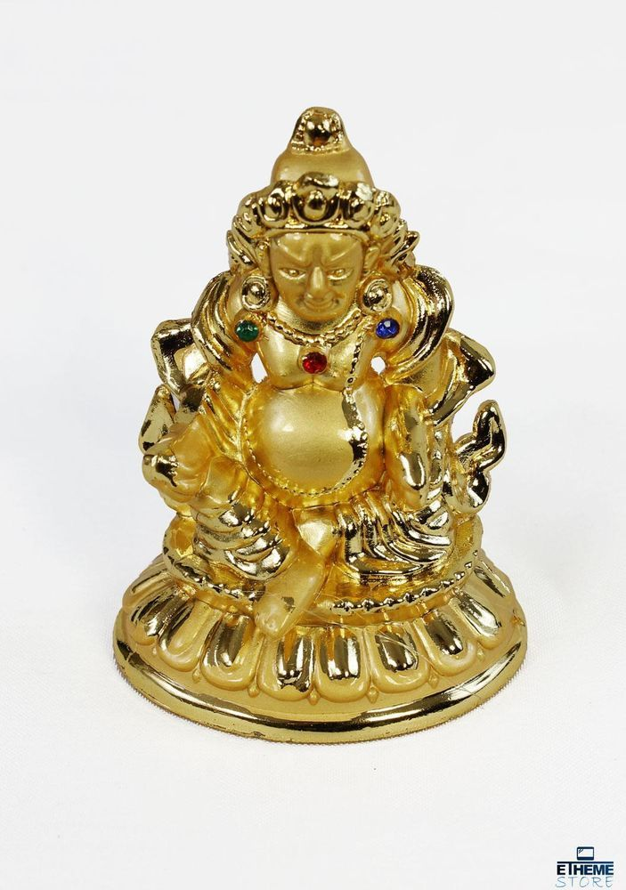 HINDU GOD OF WEALTH LORD KUBER BHAGWAN MEDITATION PRAYER DIWALI POOJA in Collectables, Other Collectables   eBay