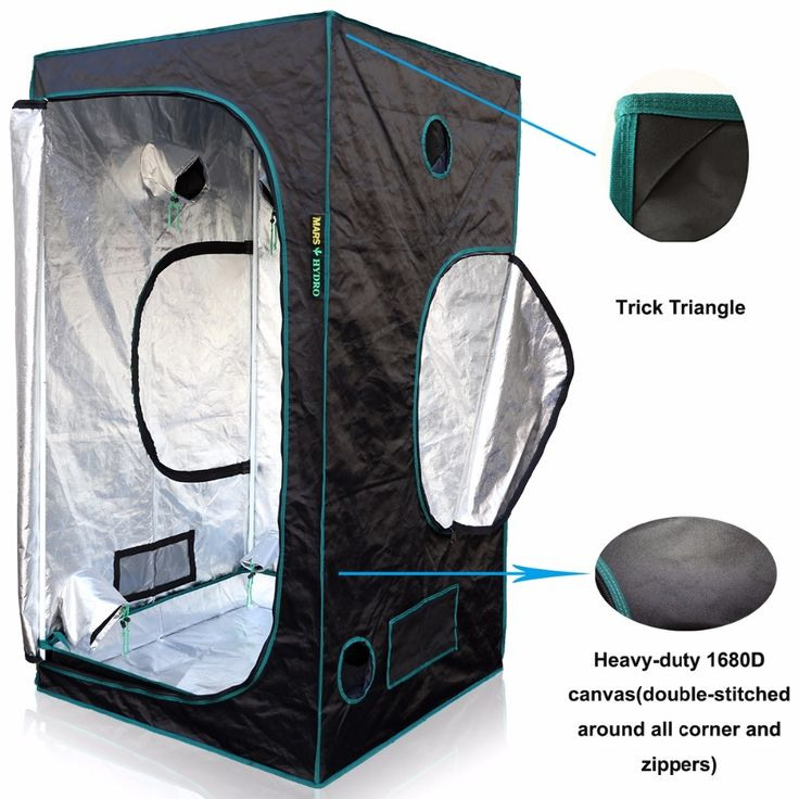 (97.00$)  Watch more here  - 1680D Marshydro Indoor Hydroponics grow tent 100*100*180cm ,Grow kit,Completely LED Indoor Growing System