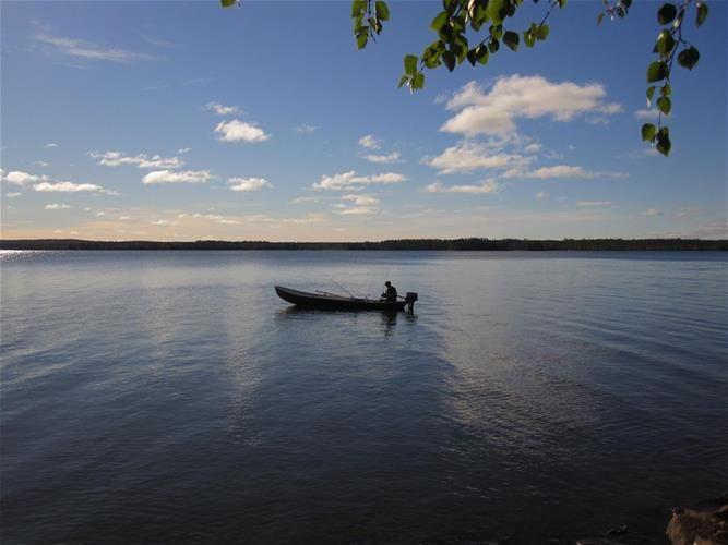 Angeln am See Jokijärvi