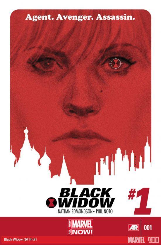 Black Widow (2014) Issue #1