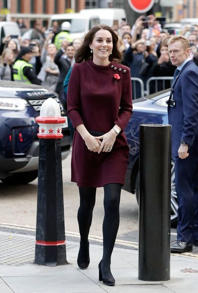 Kate Middleton Photos - Catherine, Duchess Of Cambridge attends the annual Place2Be School Leaders Forum at UBS London on November 8, 2017 in London, England. Catherine, Duchess Of Cambridge is Patron of Place2Be, a National Children's mental health charity. - The Duchess Of Cambridge Attends Place2Be School Leaders Forum