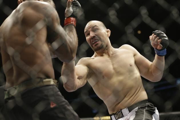 UFC Fight Night 73: Complete Guide to Teixeira vs. Saint Preux Fight Card