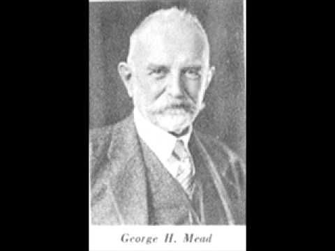 Socialization George Herbert Mead Social Self: A 30-minute lecture on the seminal ideas of the great American pragmatist, George Herbert Mead, and his revolutionary thinking on social consciousness and society