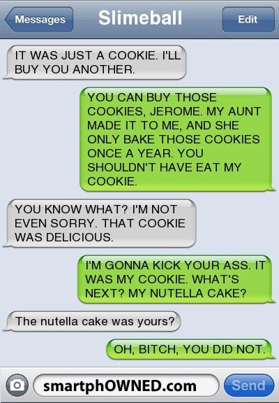 Page 263 - Autocorrect Fails and Funny Text Messages - SmartphOWNED