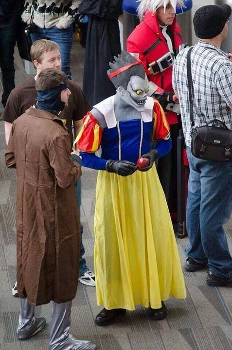 death note ryuk   Costumes/Cosplay   Pinterest   What is ...