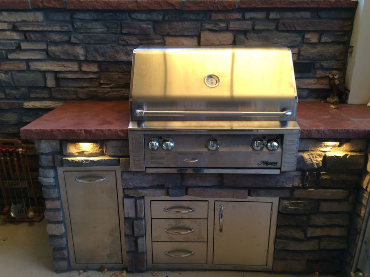 9 best tec infrared grills images on pinterest infrared for Outdoor kitchen cost estimator