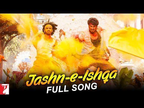 Jashn-e-Ishqa - Full Song | Gunday | Ranveer Singh | Arjun Kapoor | Priyanka Chopra - YouTube