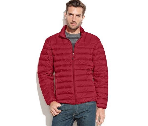Hawke & Co. Outfitters Packable Down Jacket - Sale & Clearance - Men - Macy's