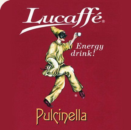 150 Lucaffe' Lucaffeina Pulcinella ESE Espresso Pods * Wow! I love this. Check it out now! : Fresh Groceries