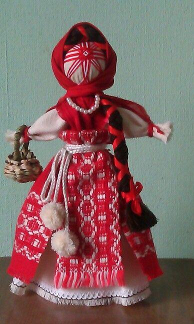 Лялька-мотанка  Наталіі  Ковтун