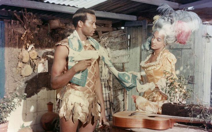 Marcel Camus' Black Orpheus (1959), which won an Oscar for best foreign film, transports the Orpheus and Eurydice tale to a favela in modern day Brazil. In myth Orpheus is a brilliant musician whose love - Eurydice - is killed by a serpent on their wedding day and is taken to the underworld. Orpheus journeys to bring her back from the jaws of death by charming the lord of the underworld with his song.