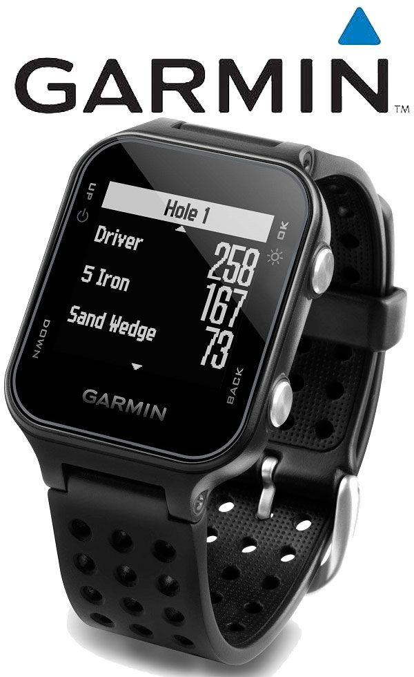 Garmin S20 Approach GPS Watch  | Rock Bottom Golf #rockbottomgolf