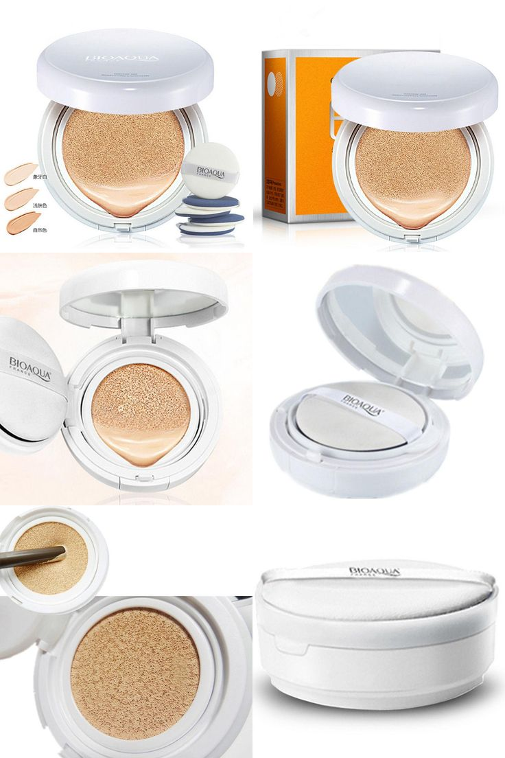 [Visit to Buy] Air Cushion BB Cream Concealer Moisturizing Foundation Makeup Bare Women Cosmetic Easy Use #Advertisement