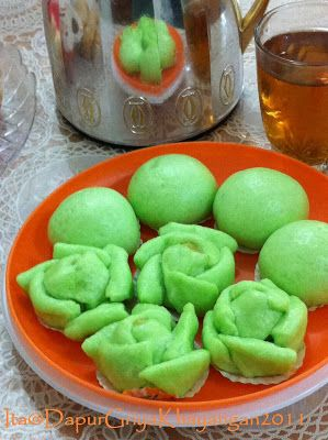 Pin By Hawa Hadijah On Kue Hijau Pinterest Go Green And Green