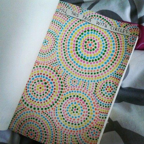 wreck this journal ideas | IDEAS FOR ''WRECK THIS JOURNAL''