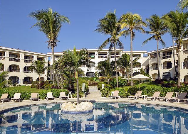 Xaman Ha 7005 Playa Del Carmen Pool