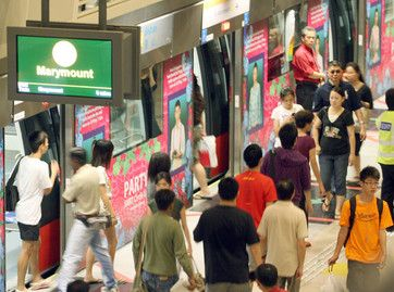 Contactless ticketing to be tested in Singapore - Railway Gazette