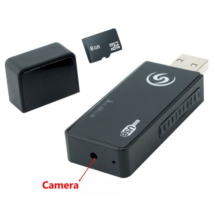 Mengshen 8GB Mini Portable Flash Disk Drive USB Disk Hidden Spy Camera HD DVR Motion Activated Video Recorder MS-U9C