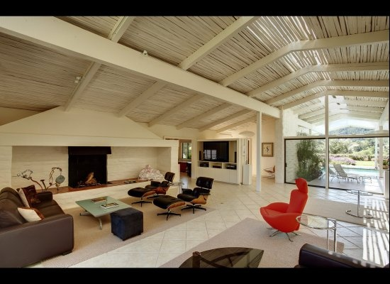 Cliff May Classic: A Ranch Home In Solvang, California