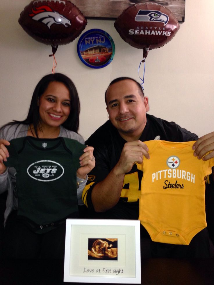 Best 25 Football pregnancy announcement ideas – Football Birth Announcements