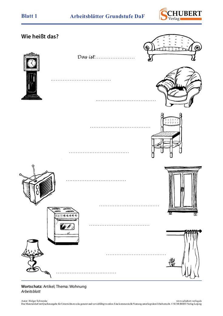 63 best home learning deutsch lernen images on pinterest learn german education and fle. Black Bedroom Furniture Sets. Home Design Ideas