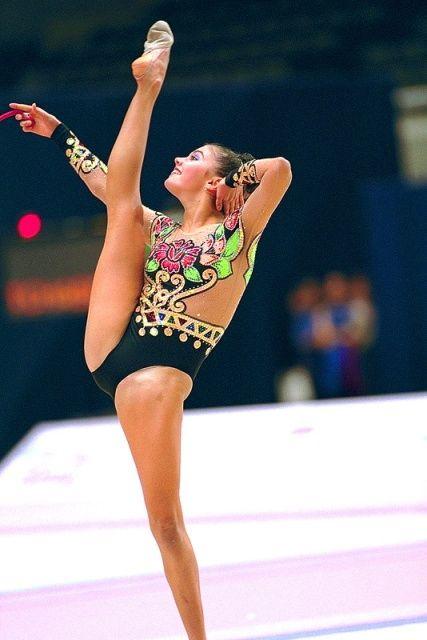 Alina KABAEVA (RUS) Rope