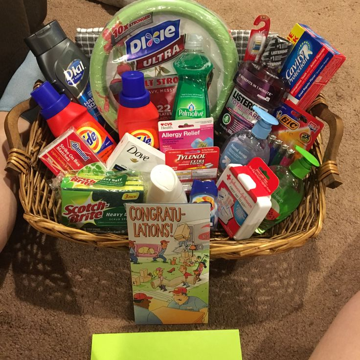 Best 25 Housewarming Basket Ideas On Pinterest