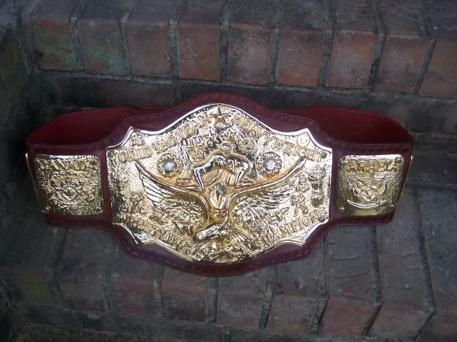 andre the giant belt - Google Search | Championship Belts ...