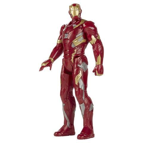 Iron Man Titan Hero Series Electronic Figure | Kmart