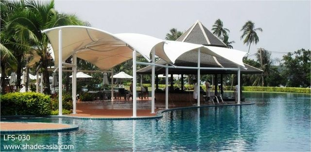 Considering some sort of shade structure for you home or business? Check out www.shadesasia.com - unique, finest quality shade products.