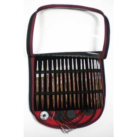 Premier® Interchangeable Acrylic Knitting Needle Set