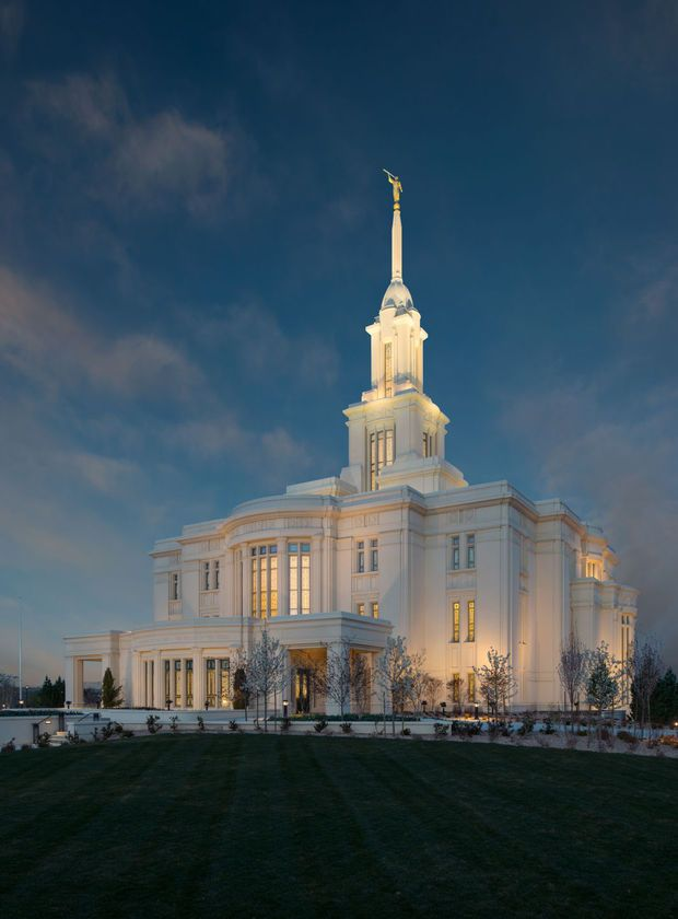 Payson Temple / The Church of Jesus Christ of Latter-day Saints