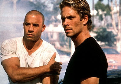 The Fast and the Furious  Vin Diesel x Paul Walker