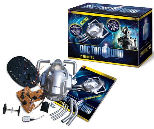 Dr Who Cybernetics Kit