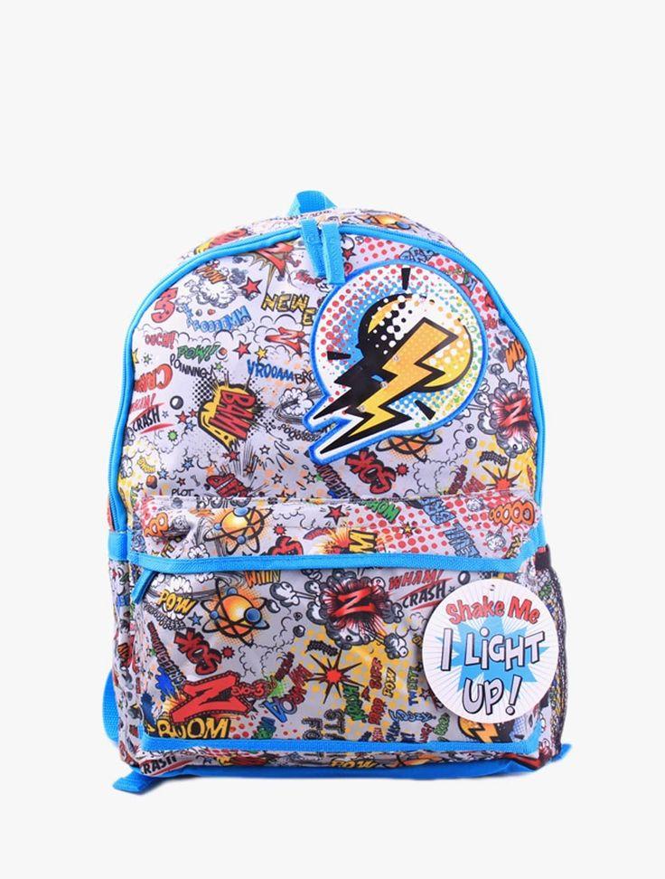 Skechers: Comic Smash Boy'S #Backpack