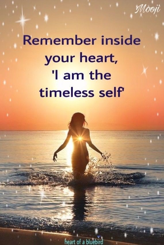 You Are Eternal Meditate On It Together Quotes