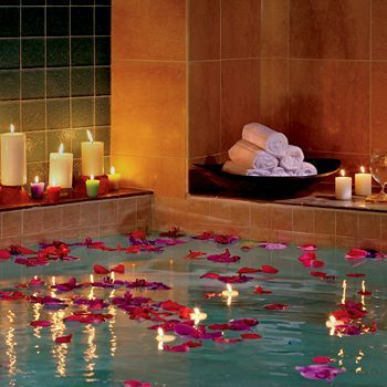 The Ritz-Carlton, Dallas SPA!! Oh yes!