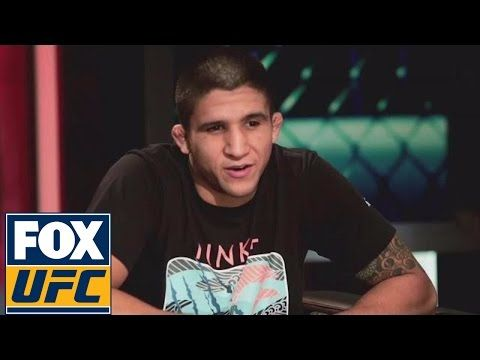 MMA Alfred Morales previews his fight vs. Thomas Almeida in Brazil | UFC ULTIMATE INSIDER