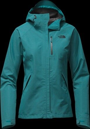 20920a6d3c64 The North Face Dryzzle Rain Jacket Goretex. Color  Harbor Blue Heather.
