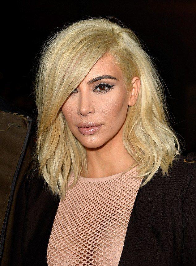 25 Latest Popular Celebrity Hairstyles  Kim BlondeHair 2015Celebrity  Best 25  Kim blonde ideas on Pinterest   Kim kardashian ombre  Kim  . New Blonde Hair Trends 2015. Home Design Ideas