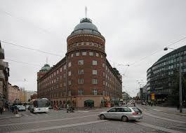Arena House, Helsinki, Finland Lars Sonck